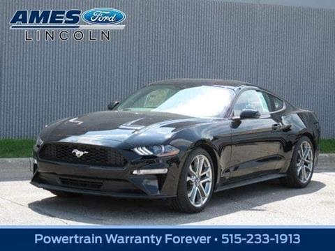 2018 Ford Mustang for sale in Ames, IA