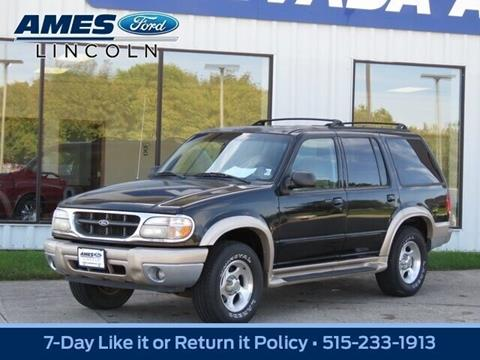 2000 Ford Explorer for sale in Ames, IA