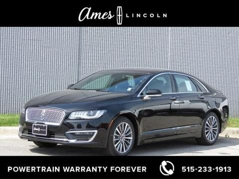 2019 Lincoln MKZ Hybrid for sale in Ames, IA