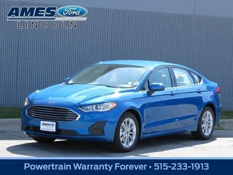 2019 Ford Fusion for sale in Ames, IA