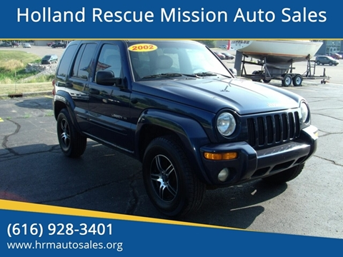 2002 Jeep Liberty for sale in Holland, MI