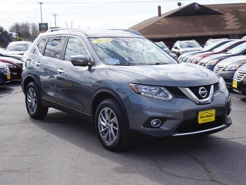 2014 nissan rogue for sale in maine for Village motors south berwick