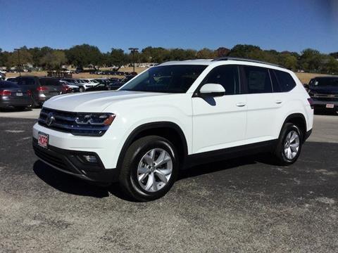 Volkswagen Atlas For Sale In San Antonio Tx Carsforsale Com