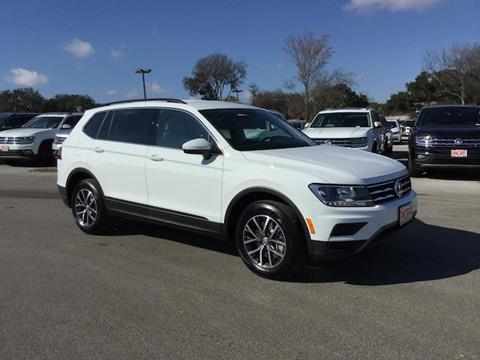 2019 Volkswagen Tiguan for sale in San Antonio, TX