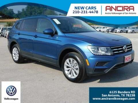 2020 Volkswagen Tiguan for sale in San Antonio, TX