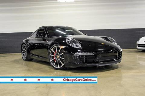 2012 Porsche 911 for sale in Addison, IL