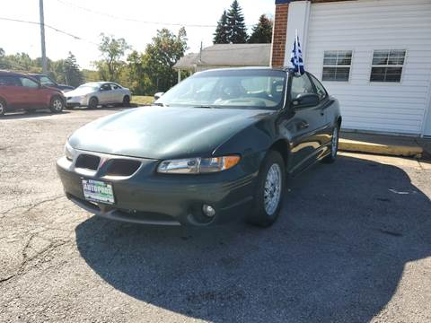 1999 Pontiac Grand Prix for sale in Youngstown, OH