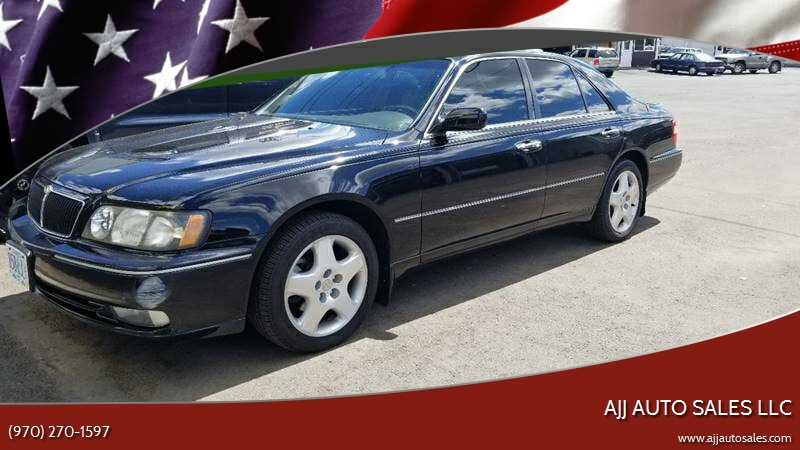1999 Infiniti Q45 for sale at McMinnville Auto Sales LLC in Mcminnville OR