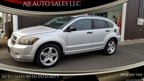 2008 Dodge Caliber for sale at McMinnville Auto Sales LLC in Mcminnville OR