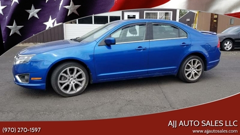 2012 Ford Fusion for sale at McMinnville Auto Sales LLC in Mcminnville OR