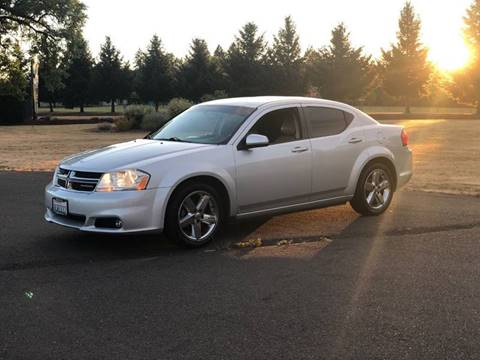 2011 Dodge Avenger for sale at McMinnville Auto Sales LLC in Mcminnville OR