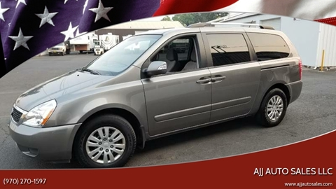 2011 Kia Sedona for sale at McMinnville Auto Sales LLC in Mcminnville OR