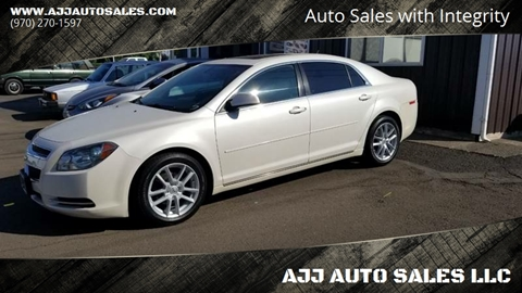 2011 Chevrolet Malibu for sale at McMinnville Auto Sales LLC in Mcminnville OR
