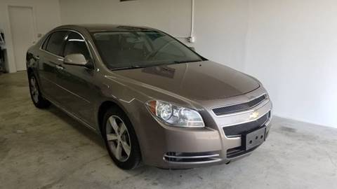 2012 Chevrolet Malibu for sale at McMinnville Auto Sales LLC in Mcminnville OR