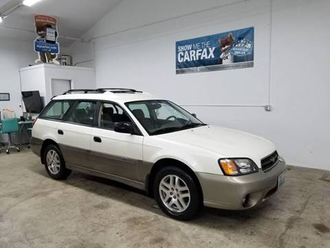 2004 Subaru Outback for sale at McMinnville Auto Sales LLC in Mcminnville OR