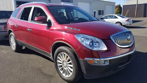 2009 Buick Enclave for sale at McMinnville Auto Sales LLC in Mcminnville OR
