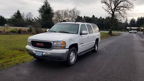 2003 GMC Yukon XL for sale at McMinnville Auto Sales LLC in Mcminnville OR