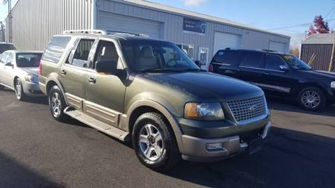2004 Ford Expedition for sale at McMinnville Auto Sales LLC in Mcminnville OR
