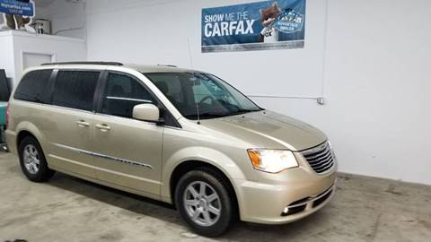 2011 Chrysler Town and Country for sale at McMinnville Auto Sales LLC in Mcminnville OR