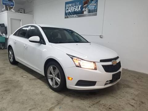 2012 Chevrolet Cruze for sale at McMinnville Auto Sales LLC in Mcminnville OR
