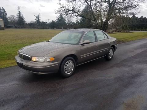 2002 Buick Century for sale at McMinnville Auto Sales LLC in Mcminnville OR