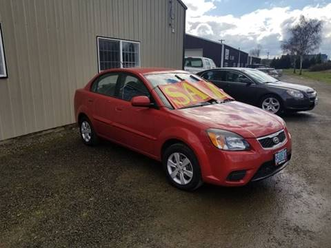 2011 Kia Rio for sale at McMinnville Auto Sales LLC in Mcminnville OR