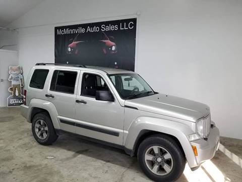 2009 Jeep Liberty for sale in Mcminnville, OR