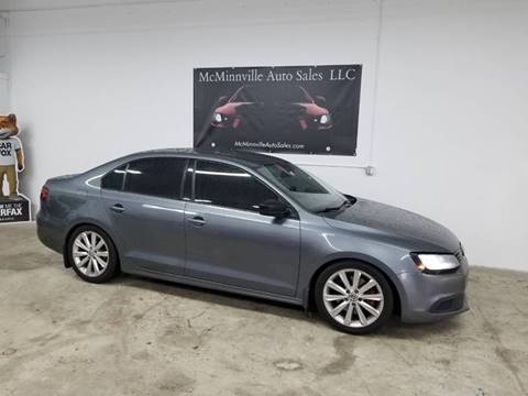 2014 Volkswagen Jetta for sale at McMinnville Auto Sales LLC in Mcminnville OR