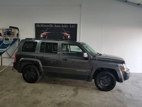 2014 Jeep Patriot for sale in Mcminnville, OR