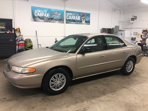 2003 Buick Century for sale at McMinnville Auto Sales LLC in Mcminnville OR