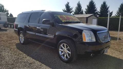 2007 GMC Yukon XL for sale at McMinnville Auto Sales LLC in Mcminnville OR