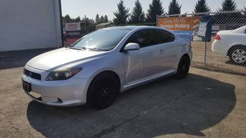2006 Scion tC for sale at McMinnville Auto Sales LLC in Mcminnville OR