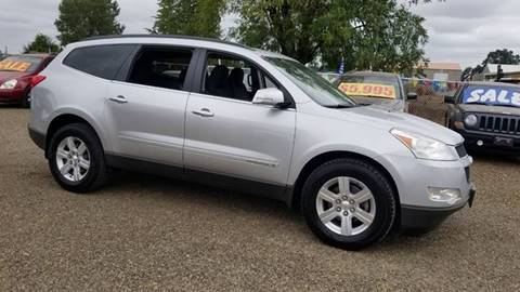 2009 Chevrolet Traverse for sale at McMinnville Auto Sales LLC in Mcminnville OR