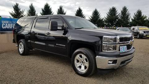 2014 Chevrolet Silverado 1500 for sale at McMinnville Auto Sales LLC in Mcminnville OR