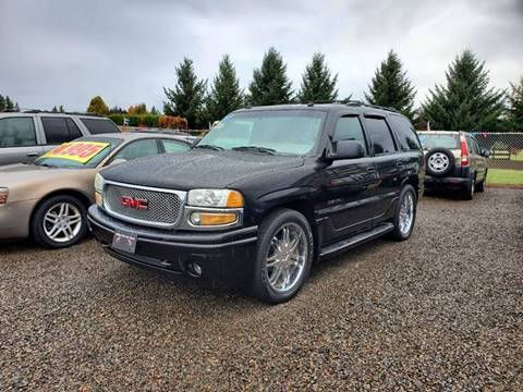 2003 GMC Yukon for sale at McMinnville Auto Sales LLC in Mcminnville OR