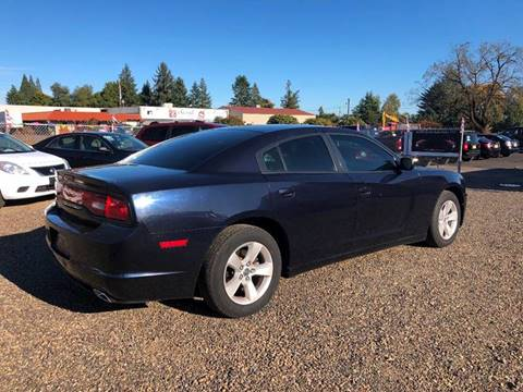 2012 Dodge Charger for sale at McMinnville Auto Sales LLC in Mcminnville OR