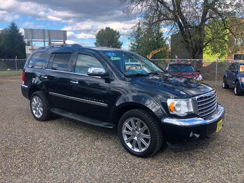 2007 Chrysler Aspen for sale at McMinnville Auto Sales LLC in Mcminnville OR