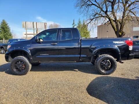 2012 Toyota Tundra for sale at McMinnville Auto Sales LLC in Mcminnville OR