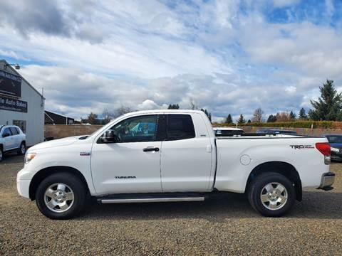 2009 Toyota Tundra for sale at McMinnville Auto Sales LLC in Mcminnville OR