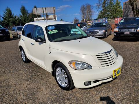 2008 Chrysler PT Cruiser for sale at McMinnville Auto Sales LLC in Mcminnville OR