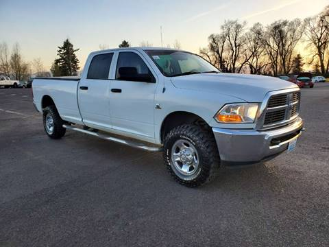 2010 Dodge Ram Pickup 3500 for sale at McMinnville Auto Sales LLC in Mcminnville OR