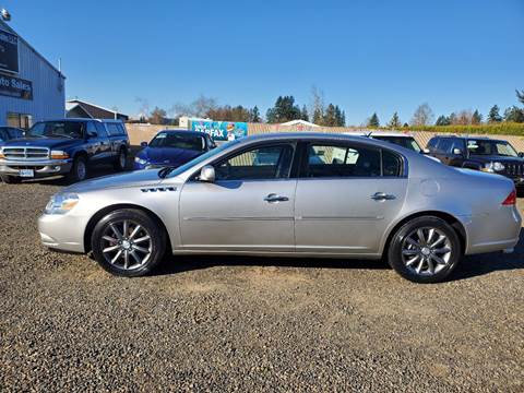 2006 Buick Lucerne for sale at McMinnville Auto Sales LLC in Mcminnville OR