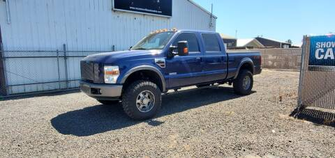 2008 Ford F-250 Super Duty for sale at McMinnville Auto Sales LLC in Mcminnville OR