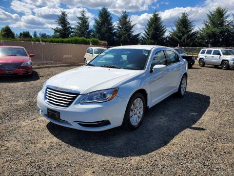 2012 Chrysler 200 for sale at McMinnville Auto Sales LLC in Mcminnville OR