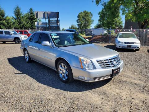 2006 Cadillac DTS for sale at McMinnville Auto Sales LLC in Mcminnville OR