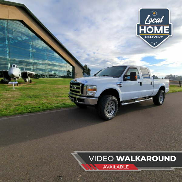 2008 Ford F-350 Super Duty for sale at McMinnville Auto Sales LLC in Mcminnville OR