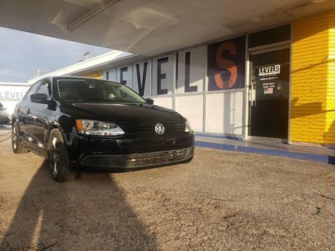 2012 Volkswagen Jetta for sale in Tucson, AZ