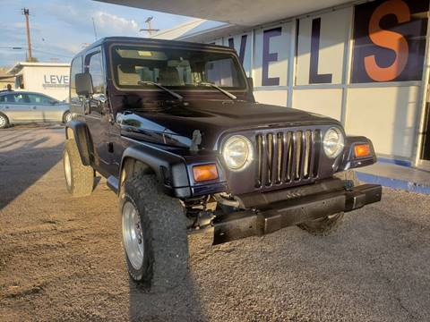 1999 Jeep Wrangler for sale in Tucson, AZ