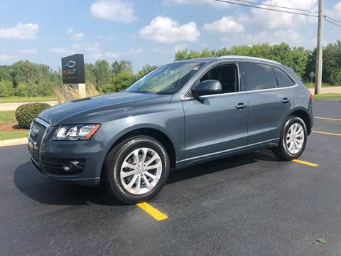 2011 Audi Q5 for sale at Fox Valley Motorworks in Lake In The Hills IL