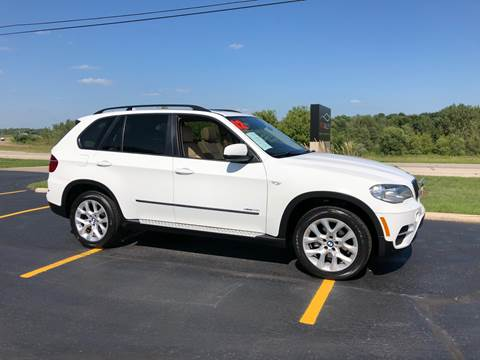 2012 BMW X5 for sale at Fox Valley Motorworks in Lake In The Hills IL